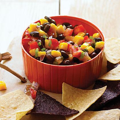 Mango and Tomato Salsa Recipe