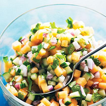 Melon SalsaRecipe