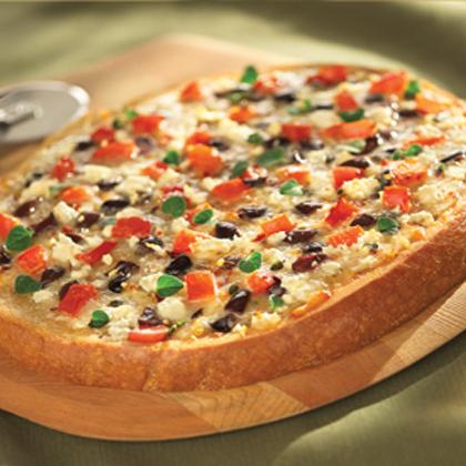Crisco Mediterranean Pizza