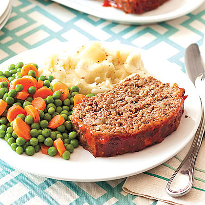 Smoky Chipotle Meat Loaf