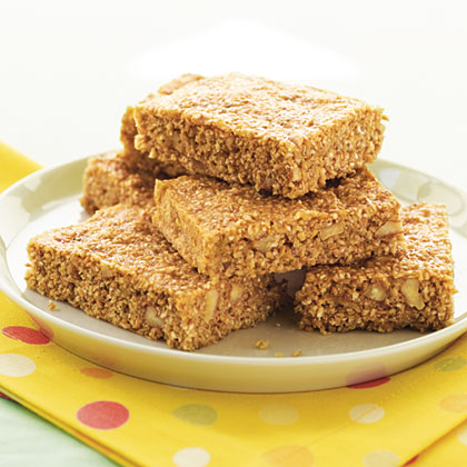 Banana Multigrain Bars