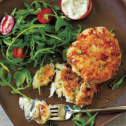 East Coast Crab Cakes With Spicy Remoulade Recipes — Dishmaps