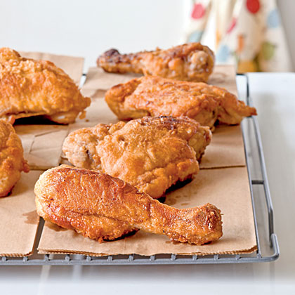 Pan-Fried ChickenRecipe