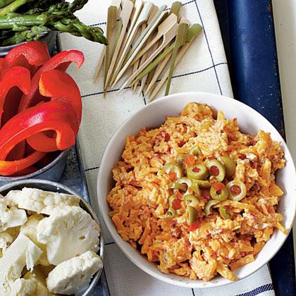 Blue Moon Inn Cheese Spread Recipe