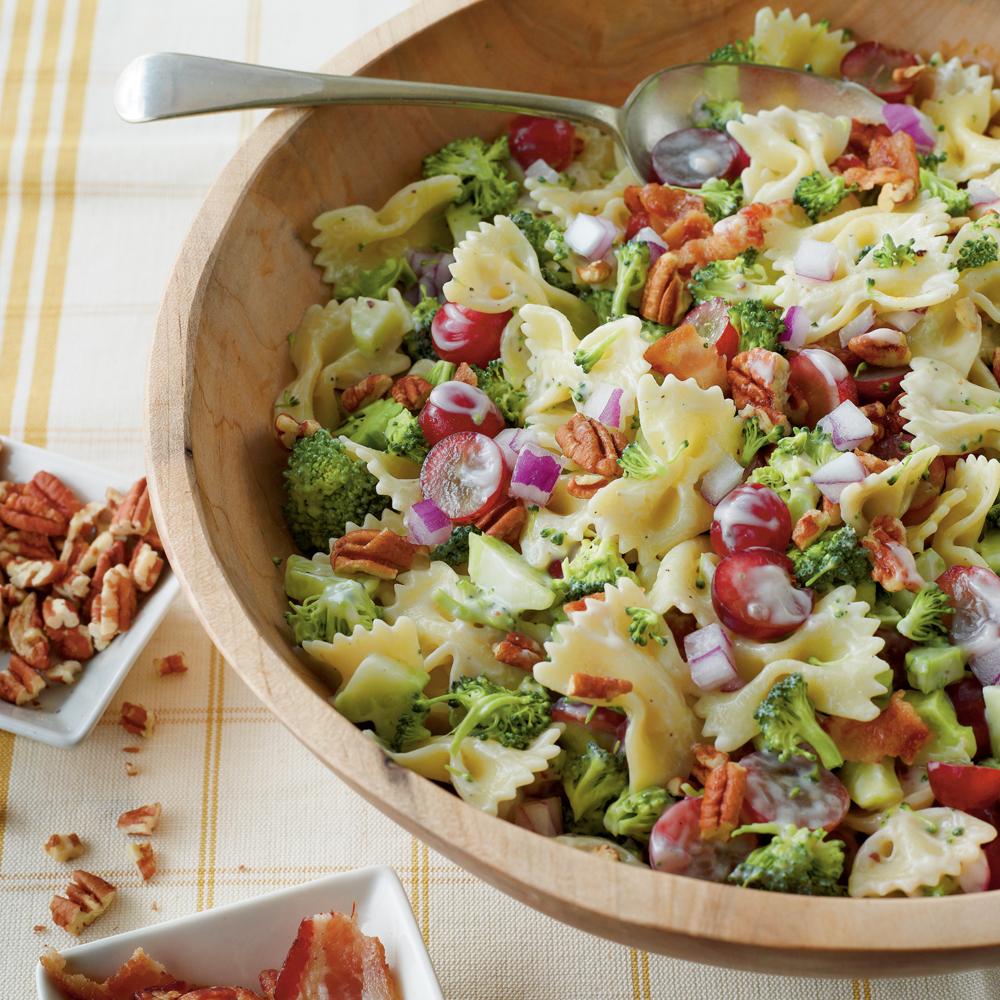 Wedding salads - recipes without mayonnaise 91