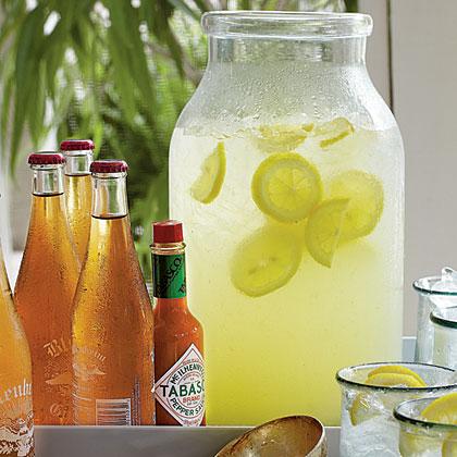 Cajun Lemonade Recipe Myrecipes