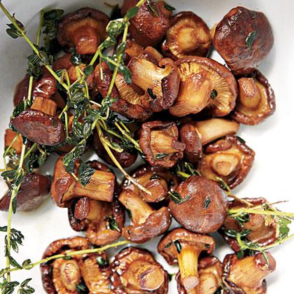 Sauteed Chanterelles Recipe