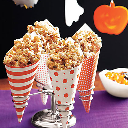 Sweet and Spicy Popcorn