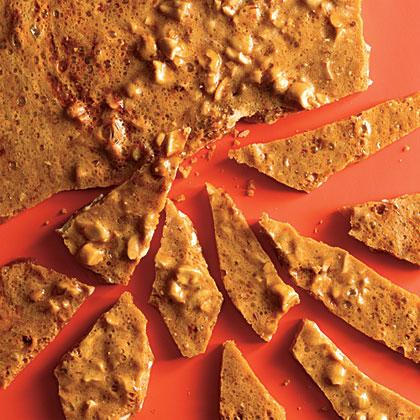 Thai Cashew Brittle Recipe