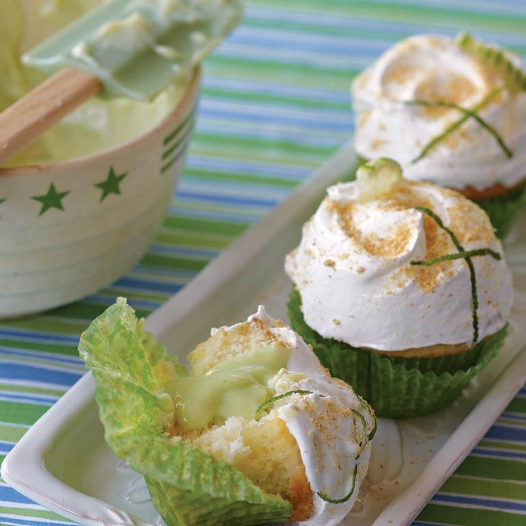 Key Lime CupcakesRecipe