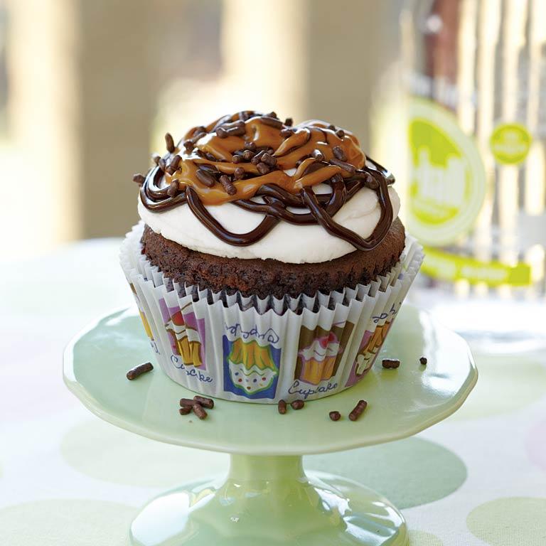 Mocha Latte Cupcakes