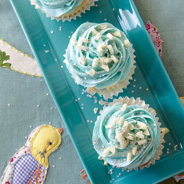 Over the Moon Cupcakes Recipe