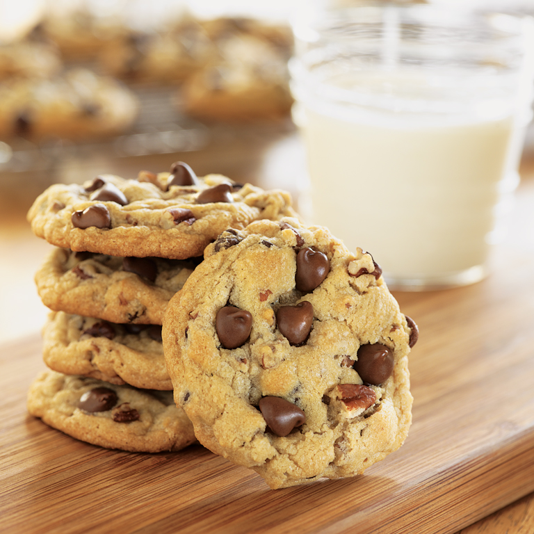 Easy  Dozen Chocolate Chip Cookie Recipe