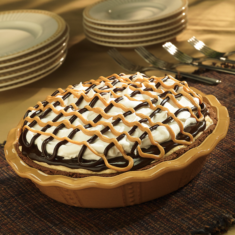 Decadent Peanut Butter Pie Recipe Myrecipes