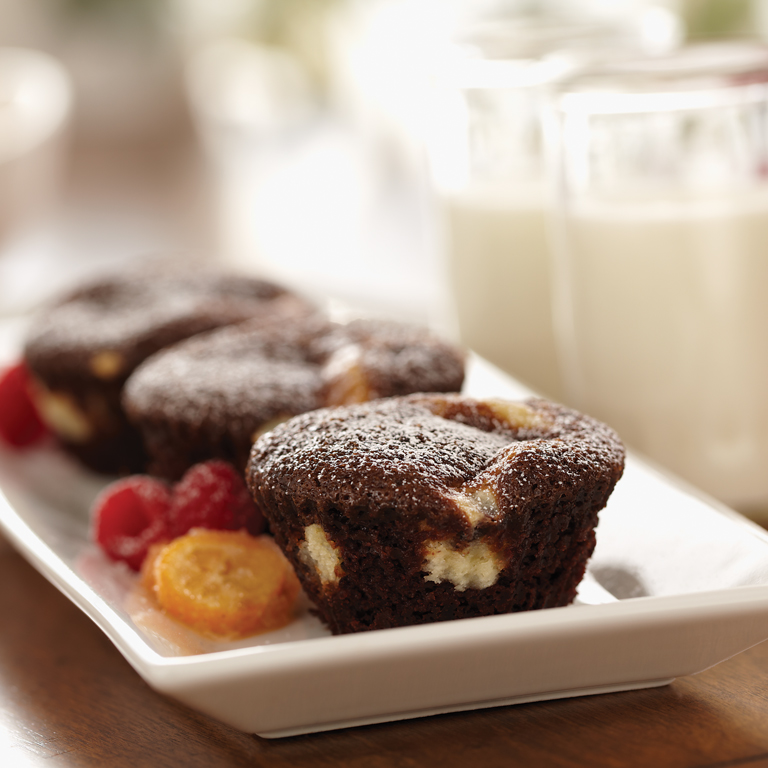 Chocolate Cheesecake Cupcakes Recipe