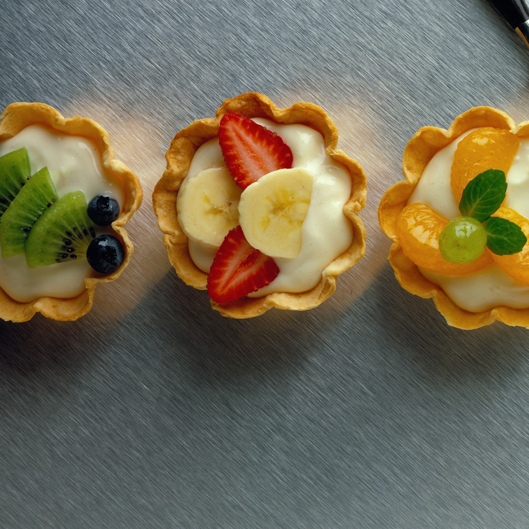 Creamy Mini Tarts Recipe