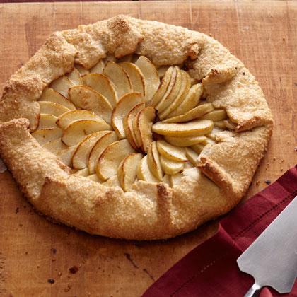 <p>Apple-Maple Galette</p>