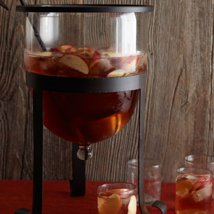 <p>Apple Sangria</p>