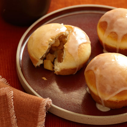 <p>Baked Apple Fritters</p>