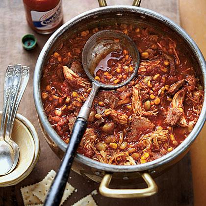Chicken And Brisket Brunswick Stew Recipe Myrecipes