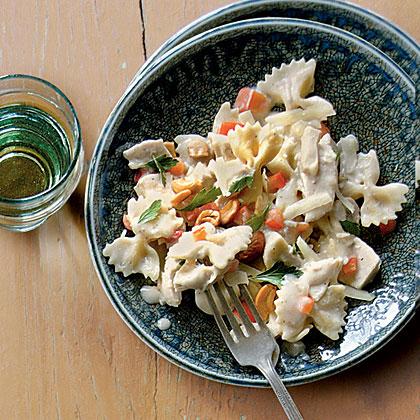 One-Dish Chicken Pasta Recipe