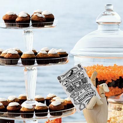 Pumpkin Mini MuffinsRecipe