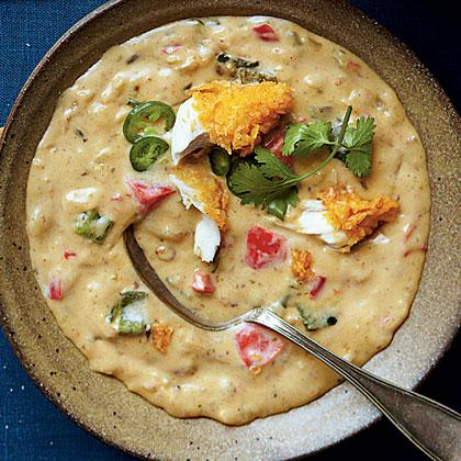 Queso Potato Chowder Recipe