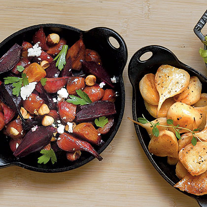 Roasted Baby Beets Recipe