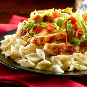 Creamy Chicken BLT