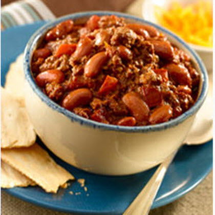 Wholesome Bean Chili