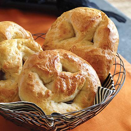 Jack-o-Lantern Bread