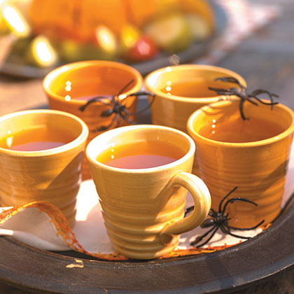 Spiced Pear CiderRecipe