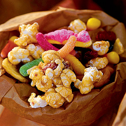 Trash Mix with Worms Recipe