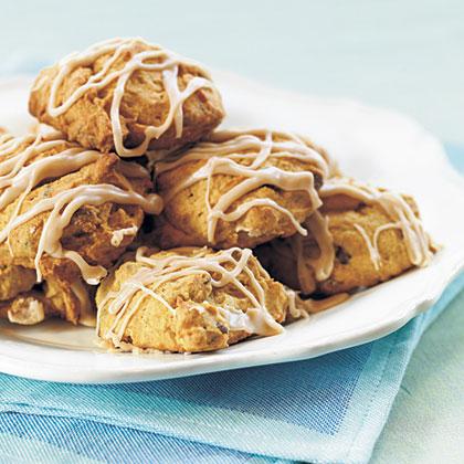 Chocolate Pumpkin Cookies Recipe