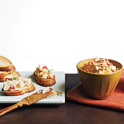 Cajun Hot Crab Dip Recipe