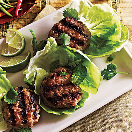 Chiang Mai Pork Patties