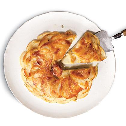 Truffled Pommes Anna Recipe