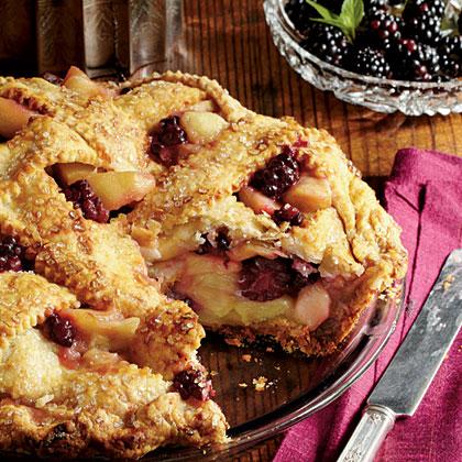 Blackberry-Apple Pie Filling