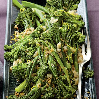 Lemon Broccolini Recipe