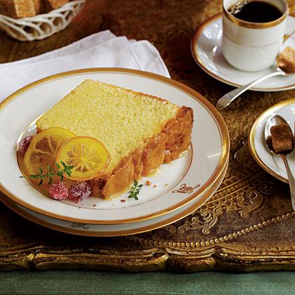 Lemon Curd Glaze