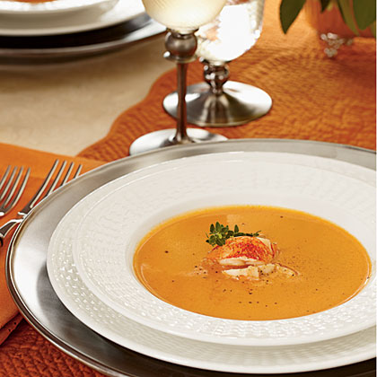 Lobster Bisque Recipe Myrecipes