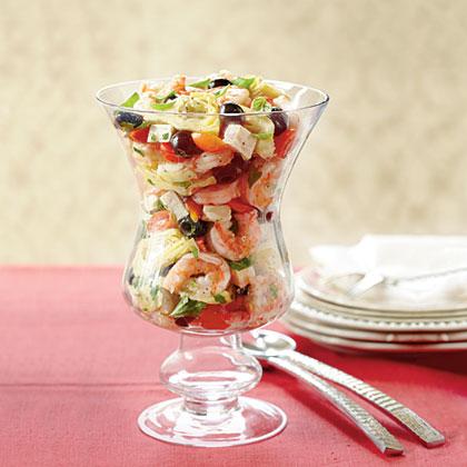 Marinated Shrimp-and-Artichokes Recipe