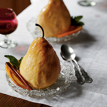 Pear Dumplings Recipe