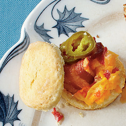 Pimiento Cheese BiscuitRecipe