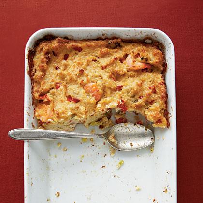 Shrimp and Grits Dressing Recipe | MyRecipes.com