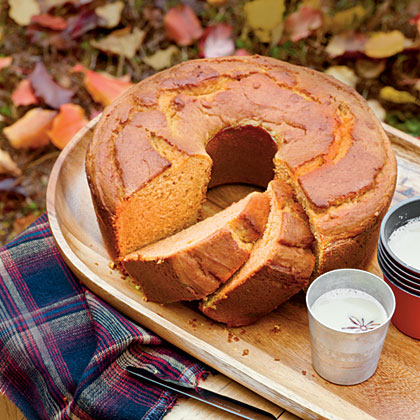 Gluten Free Sweet Potato Pound Cake