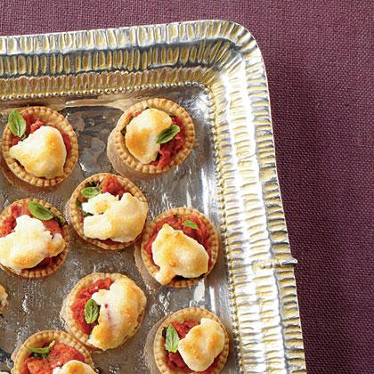 Tiny Tomato Tarts