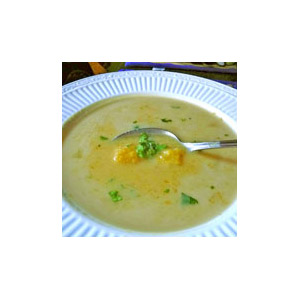 Creamy Thai Winter Squash Soup