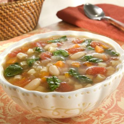 Classic Minestrone Soup Recipe Recipe Myrecipes