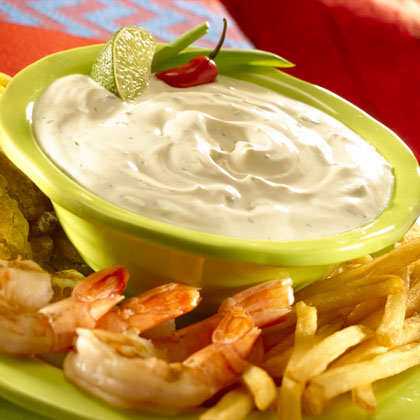 Creamy Chipotle Lime Dip